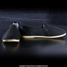 Black Kung Fu Shoes